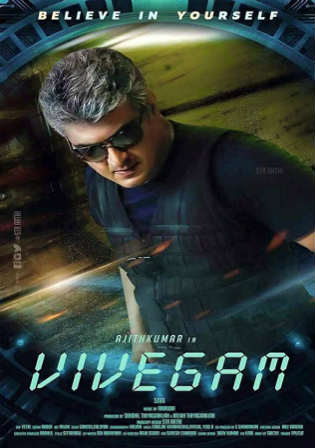 Vivegam 2017 HDRip UNCUT Hindi Dual Audio 720p Watch Online Full Movie Download bolly4u