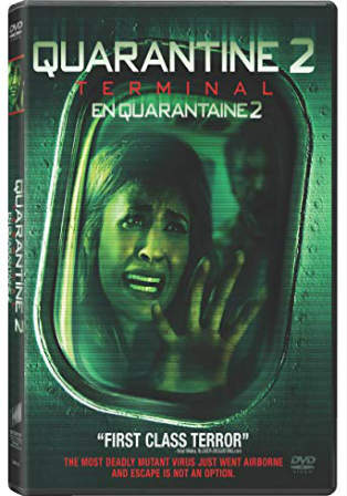Quarantine 2 Terminal 2011 HDRip 280Mb Hindi Dual Audio 480p ESub