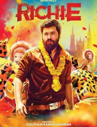 Richie 2017 Hindi UNCUT Dual Audio HDRip 720p ESub