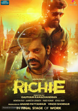 Richie 2017 HDRip 800Mb UNCUT Hindi Dual Audio 720p Watch Online Full Movie Download Worldfree4u 9xmovies