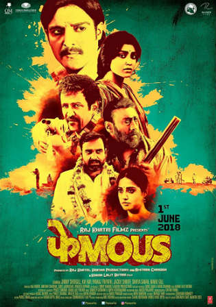 Phamous 2018 Pre DVDRip 600MB Full Hindi Movie Download x264 Watch Online Free Worldfree4u 9xmovies