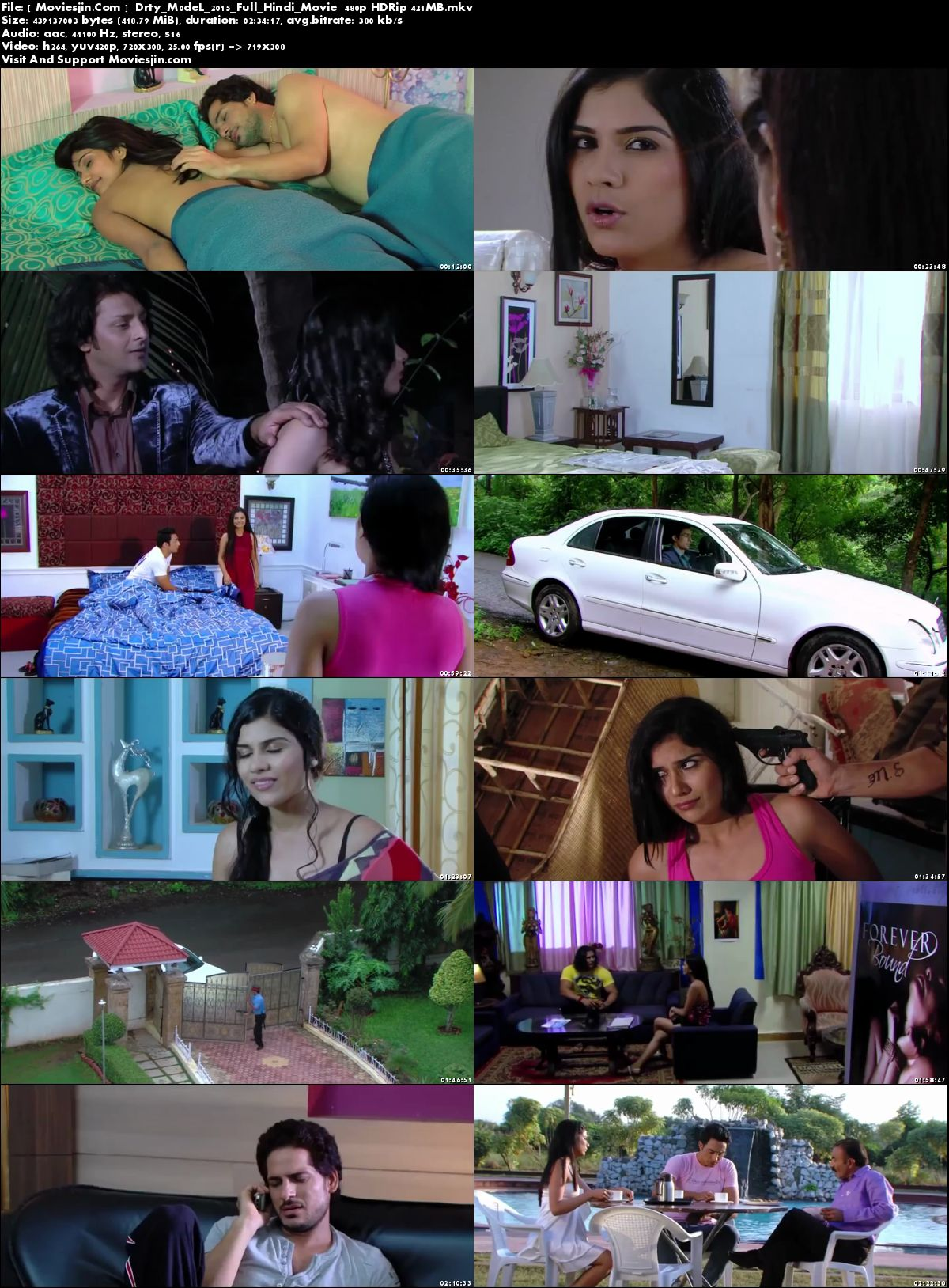 Watch Online Dirty Model 2015 Movie 999MB Hindi HD-Rip 720p Download Full Movie Download mkvcage