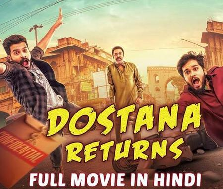 Dostana Returns 2018 Hindi Dubbed HDRip 1GB 720p