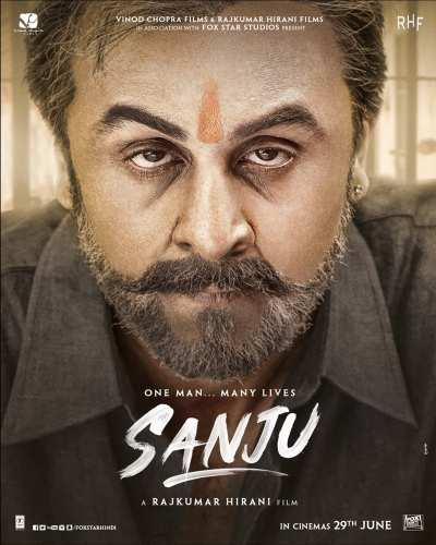 Watch Online Sanju 2018 Pre-DvDRip Hindi Movie x264 399MB Full Movie Download 9xmovies