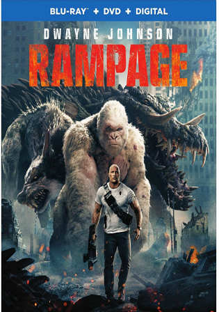Rampage 2018 BRRip 999MB English 720p ESub Watch Online Full Movie Download bolly4u