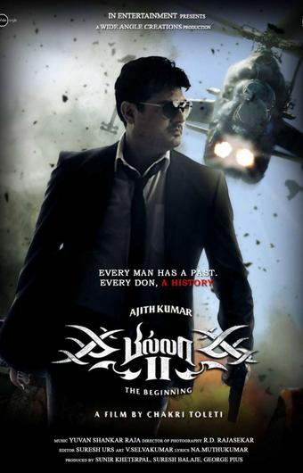 Billa 2 2012 Hindi 950MB Dual Audio UNCUT 720p BluRay
