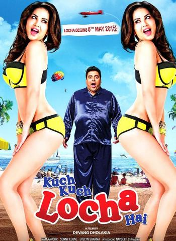 Watch Online Kuch Kuch Locha Hai 2015 Movie 999MB HDRip Hindi 720p Download Full Movie Download mkvcage