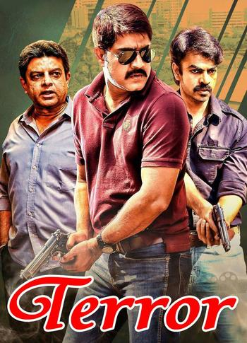 Terror 2017 Hindi Dubbed HDRip 950MB 720p