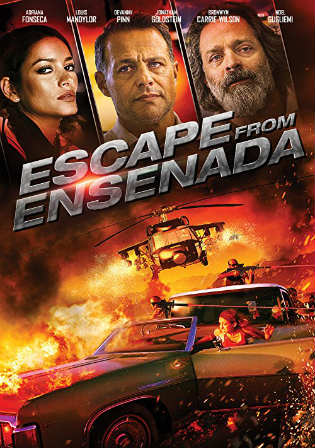 Escape from Ensenada 2017 BluRay 700Mb Hindi Dual Audio 720p Watch Online Full Movie Download bolly4u