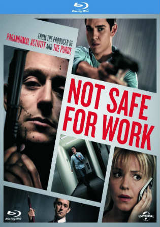 Not Safe for Work 2014 UNRATED BluRay 200Mb Hindi Dual Audio 480p Watch Online Full Movie Download Worldfree4u 9xmovies