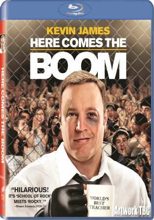 Here Comes the Boom 2012 BluRay 350Mb Hindi Dual Audio 480p Watch Online Full Movie Download bolly4u