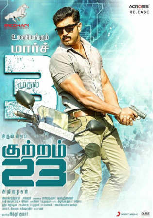 Kuttram 23 2017 HDRip 1GB UNCUT Hindi Dual Audio 720p Watch Online Full Movie Download bolly4u