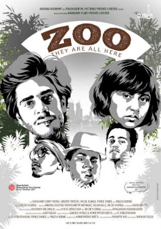 Zoo 2018 HDRip 800MB Full Hindi Movie Download 720p ESub Watch Online Free Worldfree4u 9xmovies