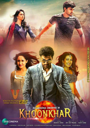 Khoonkhar 2018 HDRip 1GB Full Hindi Dubbed Movie Download 720p Watch Online Free bolly4u