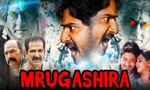 Mrugashira 2018 Hindi Dubbed HDRip 750MB 720p