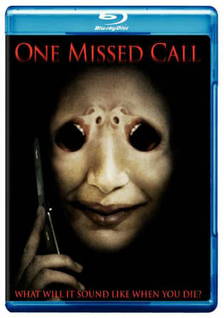 One Missed Call 2003 BRRip 800MB Hindi Dubbed Dual Audio 720p Watch Online Full Movie Download bolly4u