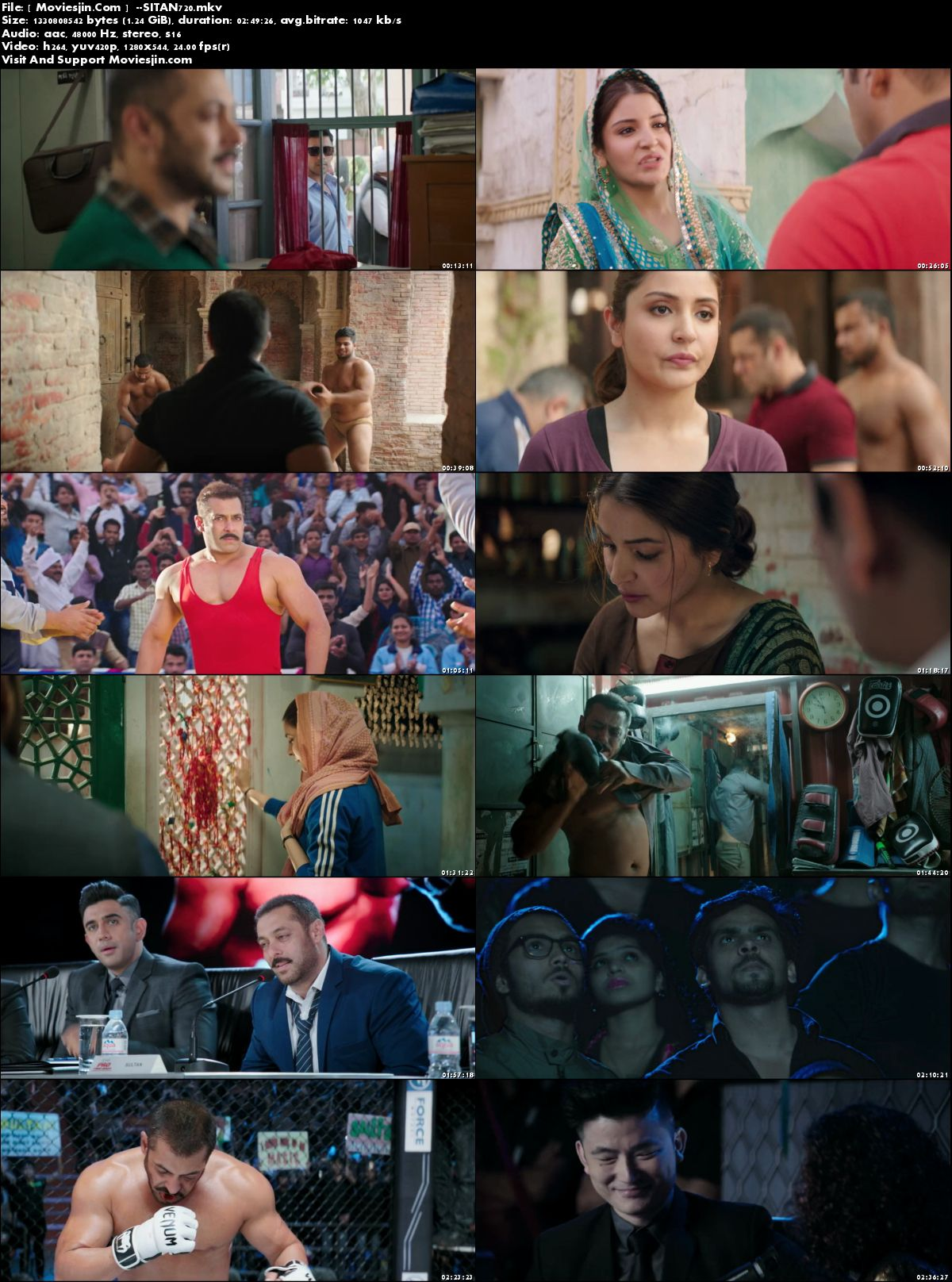 Watch Online Sultan 2016 Movie Full Hindi Download BluRay 720p Full Movie Download mkvcage