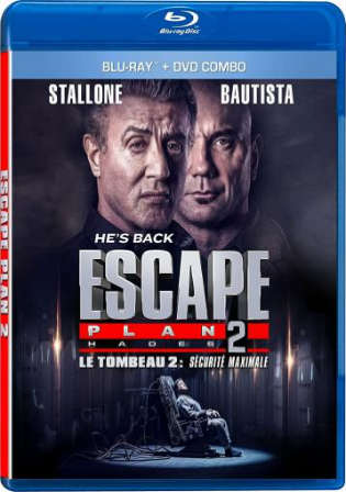 Escape Plan 2 2018 BluRay 300Mb Hindi Dubbed Dual Audio 480p Watch Online Full movie Download bolly4u