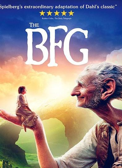 Watch Online The BFG 2016 Hindi 400MB Dual Audio BluRay 480p ESub Full Movie Download 9xmovies