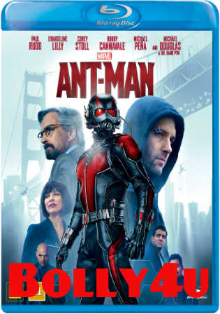Ant Man 2015 BluRay 900Mb Hindi Dubbed Dual Audio ORG 720p ESub Watch Online Full Movie Download bolly4u