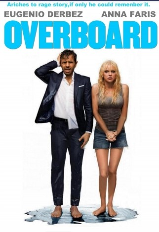 Overboard 2018 English WEBDL 950MB 720p Esubs