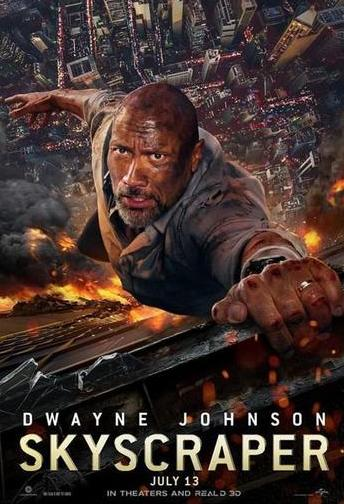 Skyscraper 2018 English CAMRip x264 750MB