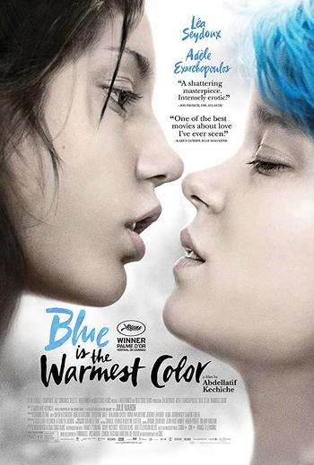 Blue Is the Warmest Colour 2013 English 450MB HDRip 480p