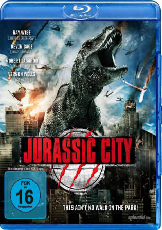 Jurassic City 2015 BluRay 300MB Hindi Dual Audio 480p Watch Online Full Movie Download bolly4u