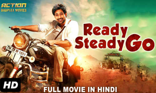 Ready Steady Go 2018 HDRip 350Mb Full Hindi Dubbed Movie Download 480p Watch online Free bolly4u