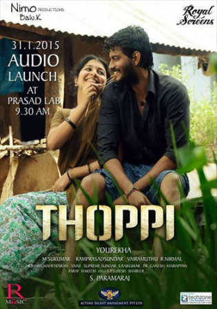 Thoppi 2015 HDRip 350Mb UNCUT Hindi Dubbed Dual Audio 480p Watch Online Full Movie Download bolly4u