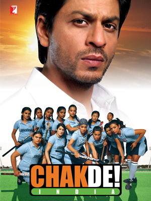 Chak De India 2007 Hindi BRRip 480p Download 400MB