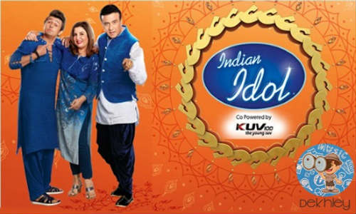 Indian Idol 2018 HDTV 480p 180MB 15 July 2018 Watch Online Free Download bolly4u