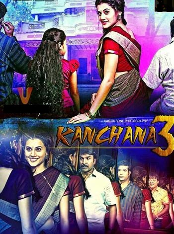 Kanchana 3 2018 Hindi Dubbed HDRip 350MB 480p HDRip