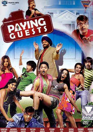 Paying Guests 2009 DTHRip 850Mb Full Hindi Movie Download x264 Watch Online Free bolly4u