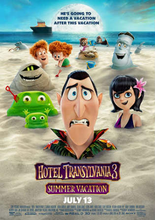 Hotel Transylvania 3 Summer Vacation 2018 HDCAM 250MB English 480p Watch Online Full Movie Download bolly4u