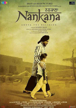 Nankana 2018 Pre DVDRip 700Mb Full Punjabi Movie Download x264 Watch Online Free bolly4u