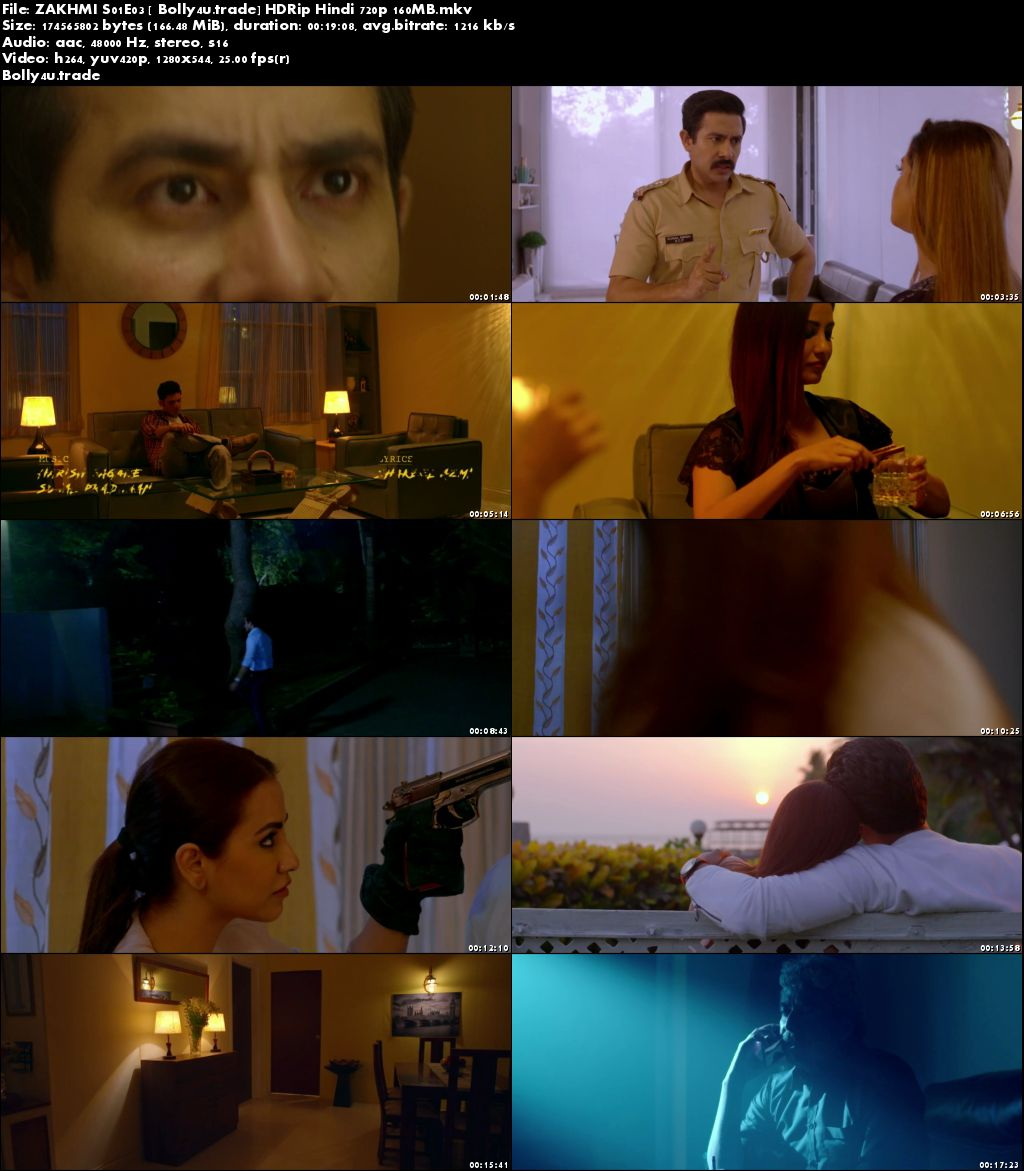 Zakhmi 2018 S01E03 HDRip 150MB Hindi 480p x264 Download