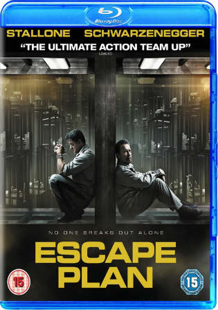 Escape Plan 2013 BluRay 950MB Hindi Dubbed Dual Audio 720p Watch Online Full Movie Download bolly4u
