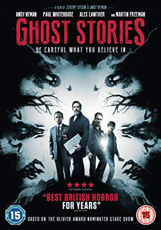 Ghost Stories 2018 WEB-DL 300MB English 480p ESub