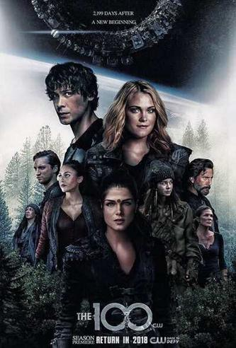 The 100 Complete Season 1 Full Hindi 350MB Dual Audio HDRip 720p Ep1-9