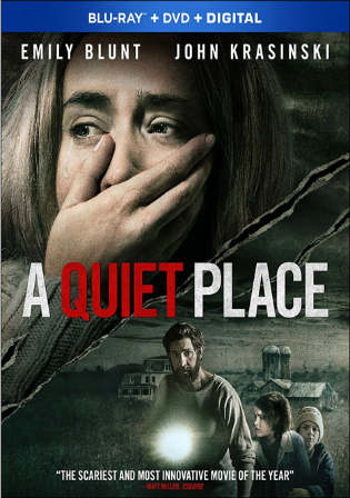 A Quiet Place 2018 BluRay 300MB Hindi Dubbed Dual Audio ORG 480p Watch Online Full Movie Download bolly4u
