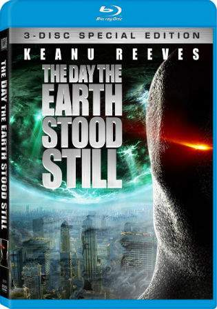The Day The Earth Stood Still 2008 BRRip 350MB Hindi Dual Audio 480p Watch Online Full Movie Download bolly4u