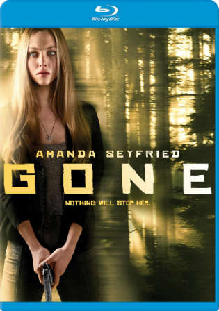 Gone 2012 BluRay 300MB Hindi Dubbed Dual Audio 480p Watch Online Full Movie Download bolly4u