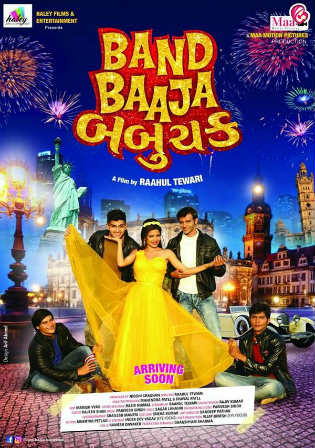 Band Baaja Babuchak 2017 WEB-DL 350MB Gujarati 480p