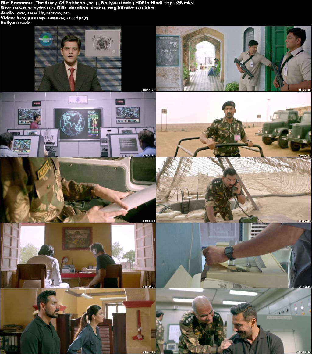 Download Film Parmanu The Story Of Pokhran 2018