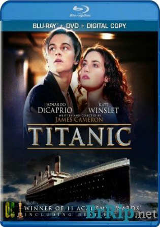 Titanic 1997 BluRay Hindi Dubbed Dual Audio 720p Watch Online Full Movie Download bolly4u