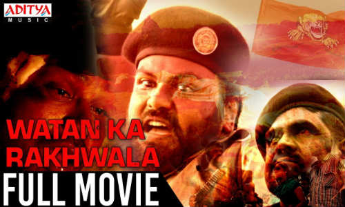 Watan Ka Rakhwala 2018 HDRip 800MB Full Hindi Dubbed Movie Download 720p Watch Online Free bolly4u