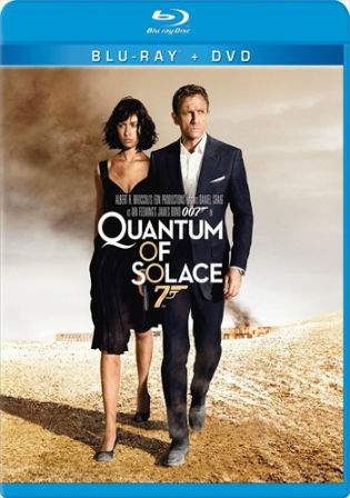 Quantum of Solace 2008 BluRay 350MB Hindi Dubbed Dual Audio 480p Watch Online Full Movie Download bolly4u