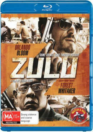 Zulu 2013 BluRay 350Mb Hindi Dubbed Dual Audio 480p
