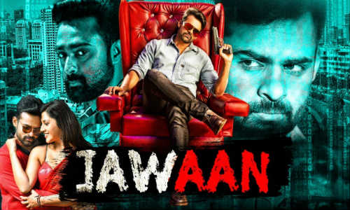 Jawaan 2018 HDRip 750MB Full Hindi Dubbed Movie Download 720p Watch Online Free bolly4u